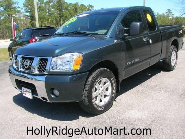 2006 Nissan Titan SE 4dr King Cab 4WD SB - Holly Ridge NC