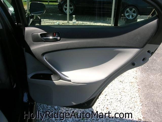 2008 Lexus IS 250 4dr Sedan 6A - Holly Ridge NC