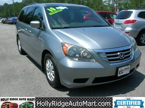 2010 Honda Odyssey for sale in Holly Ridge, NC
