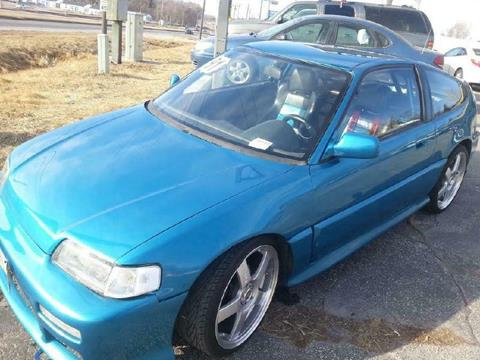 1991 Honda Civic CRX for sale in Bellevue, NE