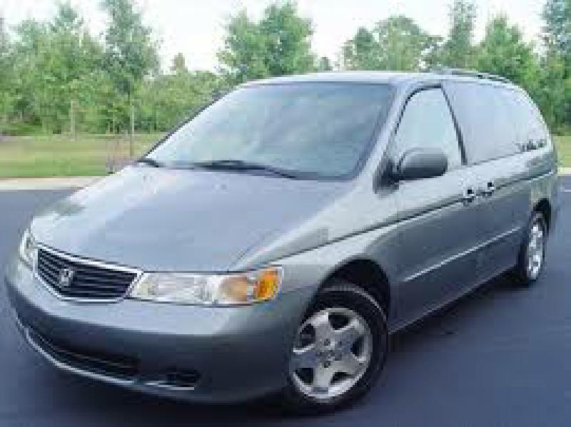 2001 Honda Odyssey For Sale At Check Engine Auto Sales In Bellevue NE