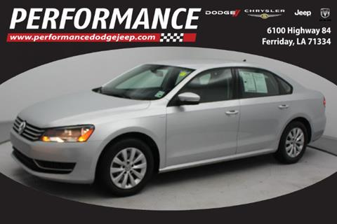 2014 Volkswagen Passat for sale in Ferriday, LA