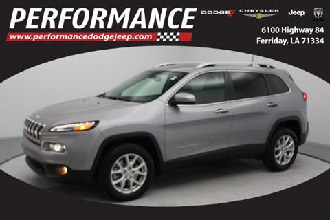 2018 Jeep Cherokee for sale in Ferriday, LA