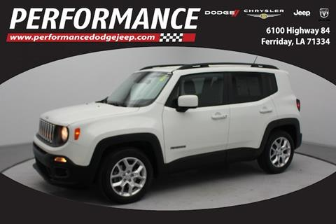 2016 Jeep Renegade for sale in Ferriday, LA