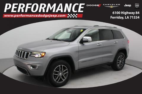 2017 Jeep Grand Cherokee for sale in Ferriday, LA