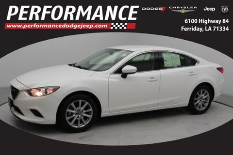 2016 Mazda MAZDA6 for sale in Ferriday, LA
