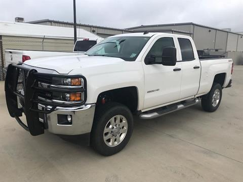 2015 Chevrolet Silverado 2500HD for sale in Ferriday, LA