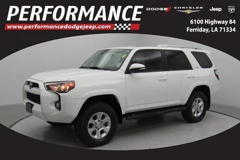 2015 Toyota 4Runner for sale in Ferriday, LA