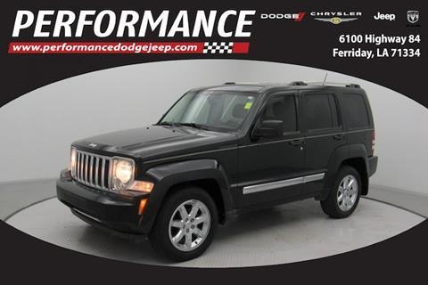 2012 Jeep Liberty for sale in Ferriday, LA
