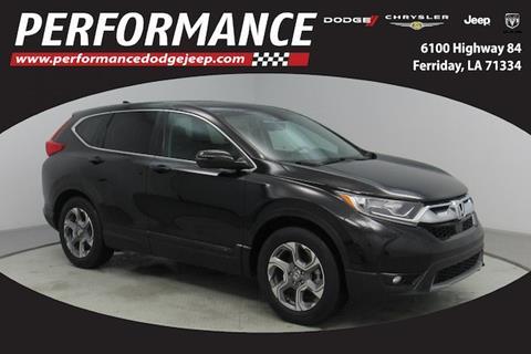 2017 Honda CR-V for sale in Ferriday, LA