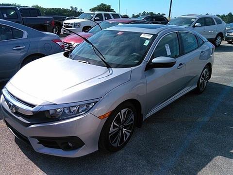 2016 Honda Civic for sale in Ferriday, LA