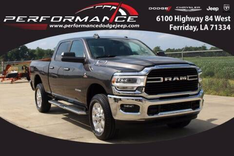 2019 RAM Ram Pickup 2500 for sale at Performance Dodge Chrysler Jeep in Ferriday LA