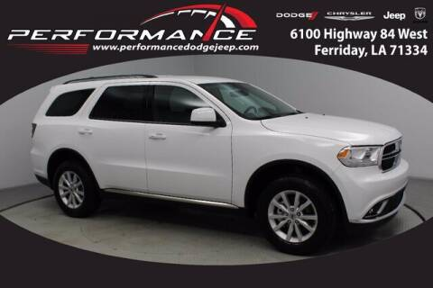 2020 Dodge Durango for sale at Performance Dodge Chrysler Jeep in Ferriday LA
