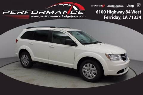2020 Dodge Journey for sale at Performance Dodge Chrysler Jeep in Ferriday LA
