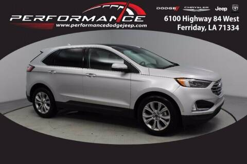 2019 Ford Edge for sale at Performance Dodge Chrysler Jeep in Ferriday LA