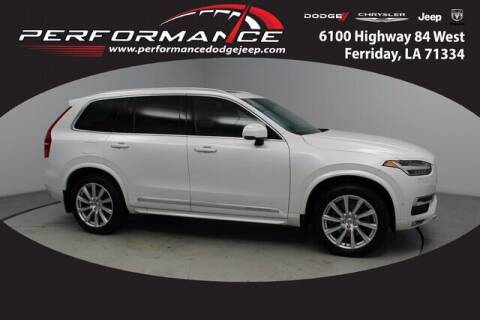 2017 Volvo XC90 for sale at Performance Dodge Chrysler Jeep in Ferriday LA