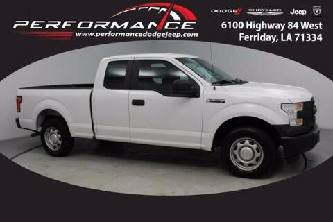 2015 Ford F-150 for sale at Performance Dodge Chrysler Jeep in Ferriday LA