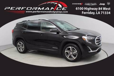 2018 GMC Terrain for sale at Performance Dodge Chrysler Jeep in Ferriday LA