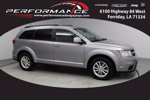 2016 Dodge Journey for sale at Performance Dodge Chrysler Jeep in Ferriday LA