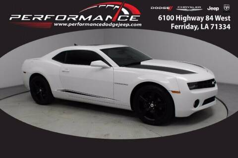 2010 Chevrolet Camaro for sale at Performance Dodge Chrysler Jeep in Ferriday LA