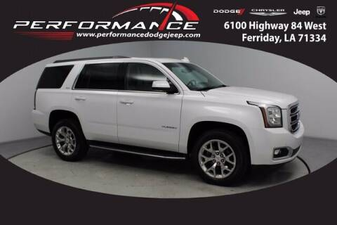 2017 GMC Yukon for sale at Performance Dodge Chrysler Jeep in Ferriday LA