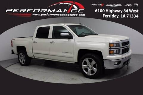 2014 Chevrolet Silverado 1500 for sale at Performance Dodge Chrysler Jeep in Ferriday LA