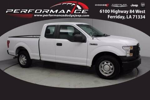 2016 Ford F-150 for sale at Performance Dodge Chrysler Jeep in Ferriday LA