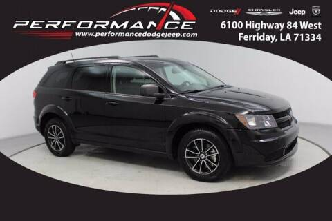 2018 Dodge Journey for sale at Performance Dodge Chrysler Jeep in Ferriday LA