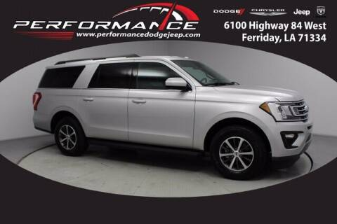 2019 Ford Expedition MAX for sale at Performance Dodge Chrysler Jeep in Ferriday LA