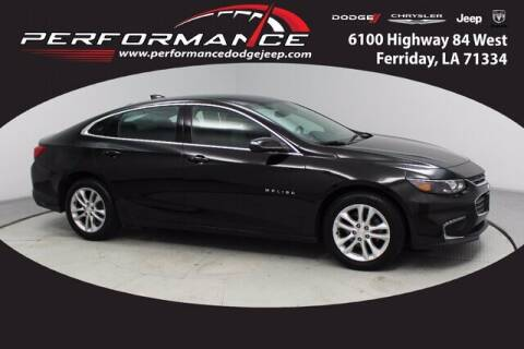 2017 Chevrolet Malibu for sale at Performance Dodge Chrysler Jeep in Ferriday LA