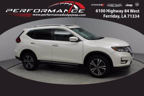 2017 Nissan Rogue for sale at Performance Dodge Chrysler Jeep in Ferriday LA