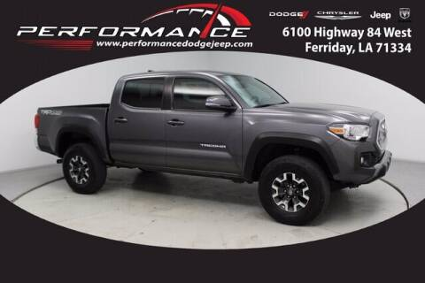 2017 Toyota Tacoma for sale at Performance Dodge Chrysler Jeep in Ferriday LA