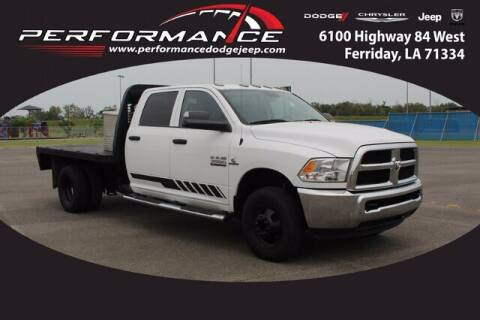 2018 RAM Ram Chassis 3500 for sale at Performance Dodge Chrysler Jeep in Ferriday LA