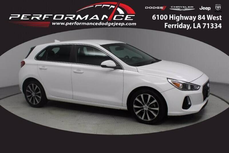2018 Hyundai Elantra GT for sale at Performance Dodge Chrysler Jeep in Ferriday LA