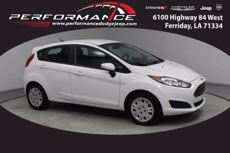 2016 Ford Fiesta for sale at Performance Dodge Chrysler Jeep in Ferriday LA