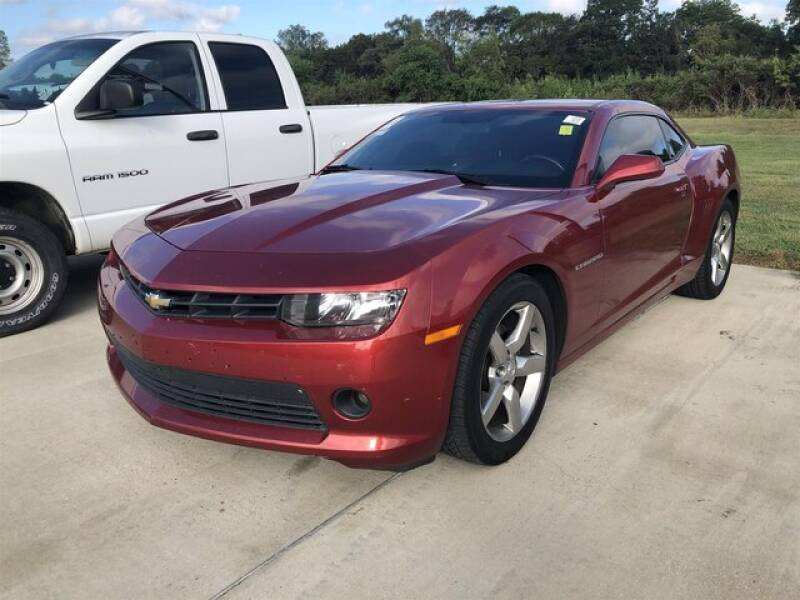 2014 Chevrolet Camaro for sale at Performance Dodge Chrysler Jeep in Ferriday LA