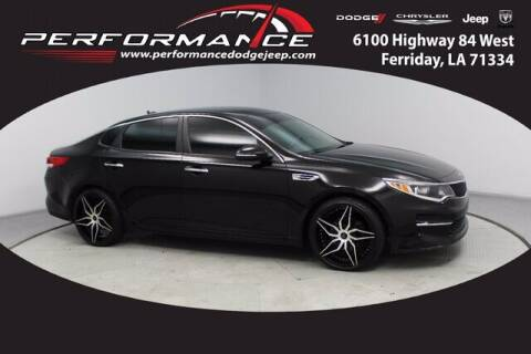 2016 Kia Optima for sale at Performance Dodge Chrysler Jeep in Ferriday LA