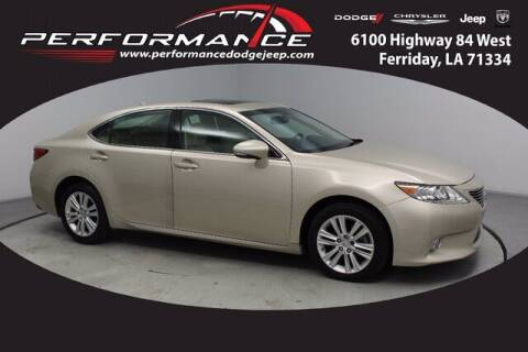 2014 Lexus ES 350 for sale at Performance Dodge Chrysler Jeep in Ferriday LA