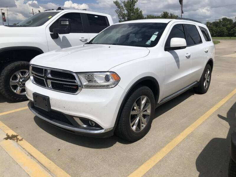 2016 Dodge Durango for sale at Performance Dodge Chrysler Jeep in Ferriday LA
