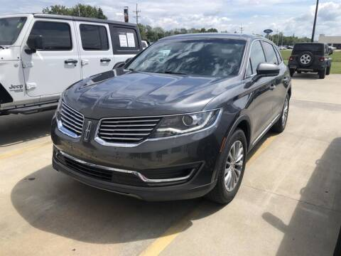 2018 Lincoln MKX for sale at Performance Dodge Chrysler Jeep in Ferriday LA