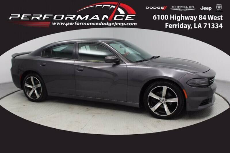 2017 Dodge Charger for sale at Performance Dodge Chrysler Jeep in Ferriday LA