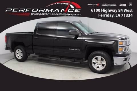 2015 Chevrolet Silverado 1500 for sale at Performance Dodge Chrysler Jeep in Ferriday LA