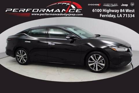2020 Nissan Maxima for sale at Performance Dodge Chrysler Jeep in Ferriday LA