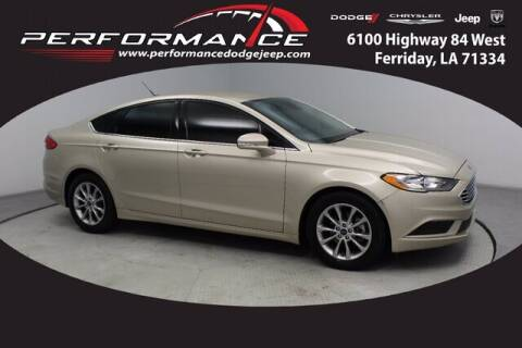 2017 Ford Fusion for sale at Performance Dodge Chrysler Jeep in Ferriday LA
