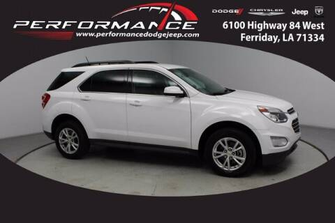 2017 Chevrolet Equinox for sale at Performance Dodge Chrysler Jeep in Ferriday LA