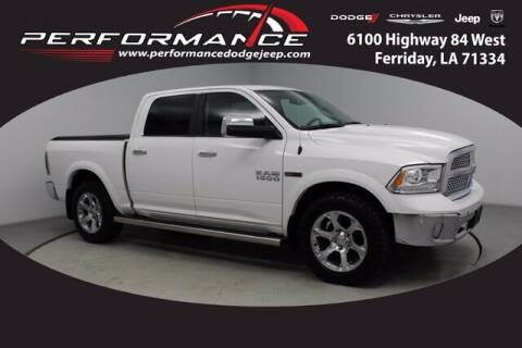 2017 RAM Ram Pickup 1500 for sale at Performance Dodge Chrysler Jeep in Ferriday LA