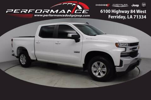 2019 Chevrolet Silverado 1500 for sale at Performance Dodge Chrysler Jeep in Ferriday LA
