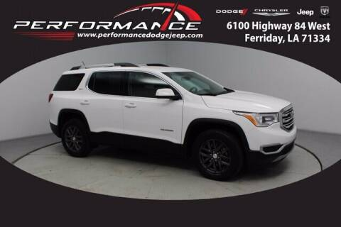 2018 GMC Acadia for sale at Performance Dodge Chrysler Jeep in Ferriday LA