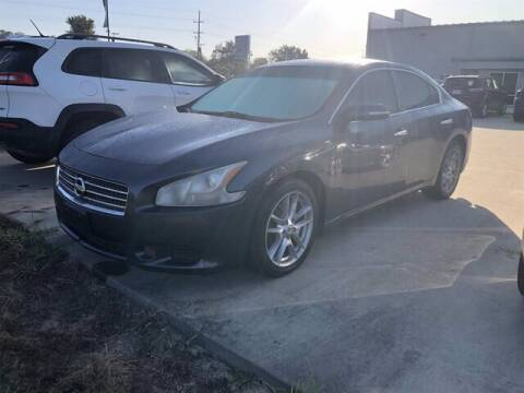 2010 Nissan Maxima for sale at Performance Dodge Chrysler Jeep in Ferriday LA