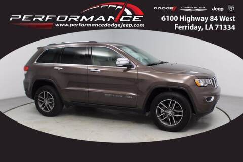 2018 Jeep Grand Cherokee for sale at Performance Dodge Chrysler Jeep in Ferriday LA